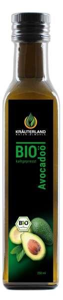 Bio Avocadoöl 250ml