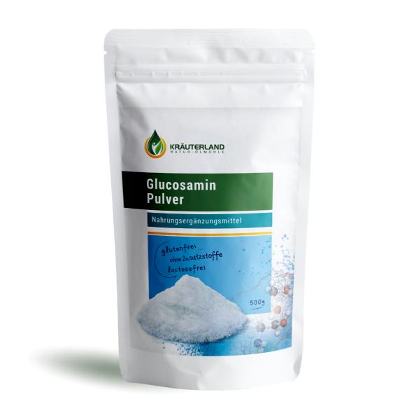 Glucosamin Pulver 500g