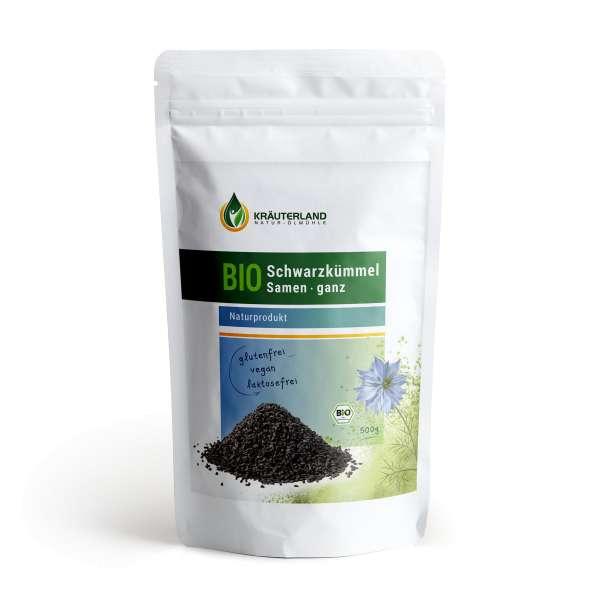 Bio Schwarzkümmelsamen 500g