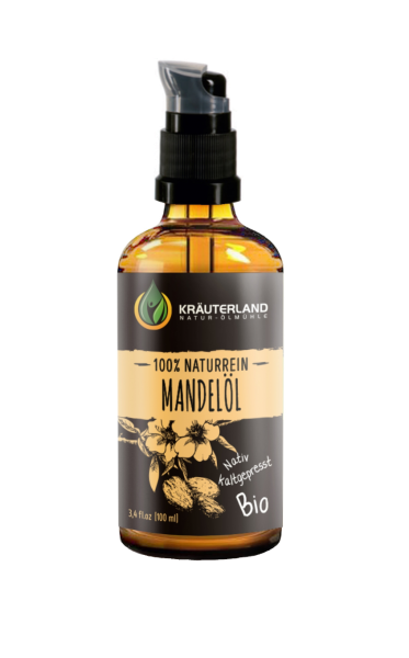 Bio Mandel Hautöl 100ml
