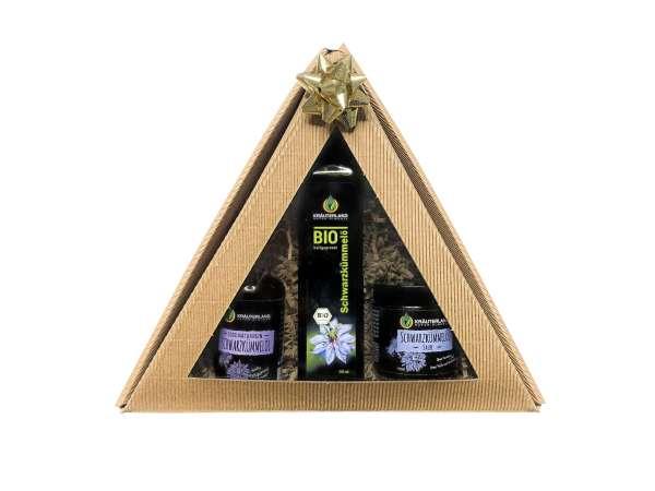 Schwarzkümmelöl Geschenkset