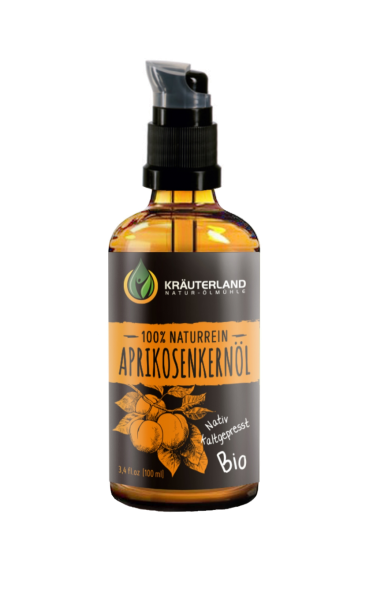 Bio Aprikosenkern Hautöl 100ml