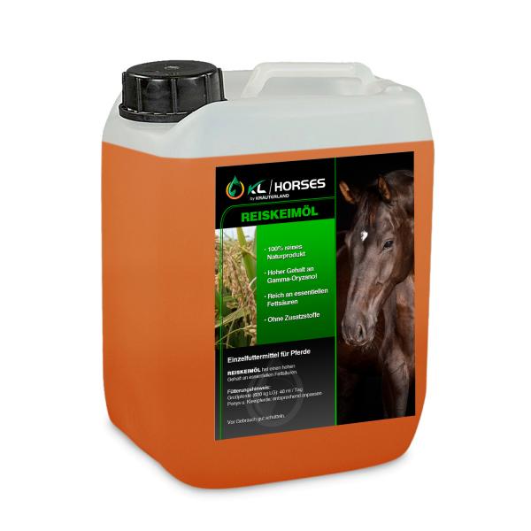 Reiskeimöl für Pferde 5L
