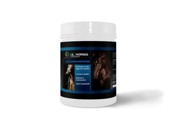 Relax Magnesium für Pferde 1000g