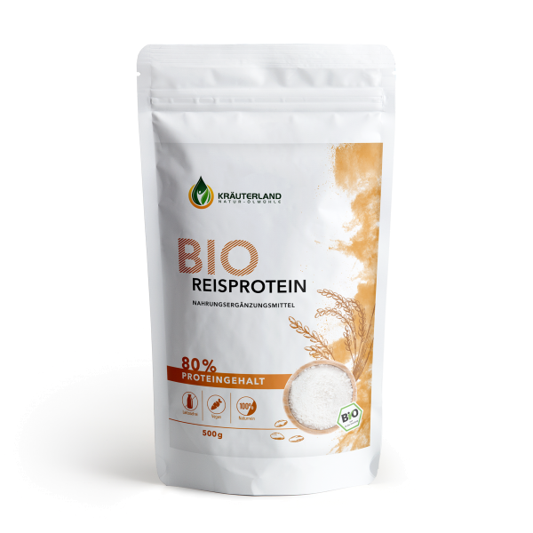 Bio Reisprotein 500g