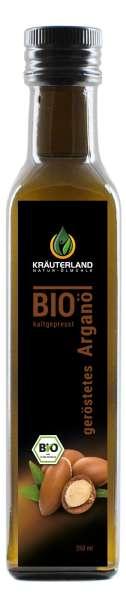 Bio Arganöl geröstet 250ml