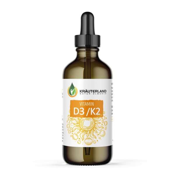 Vitamin D3 / K2 Tropfen