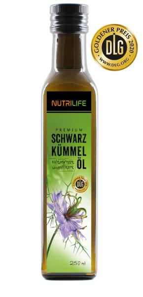 Schwarzkümmelöl ungefiltert 250ml