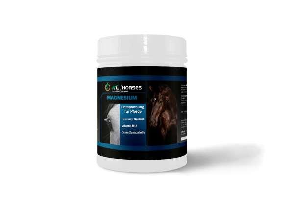 Magnesium für Pferde 1000g