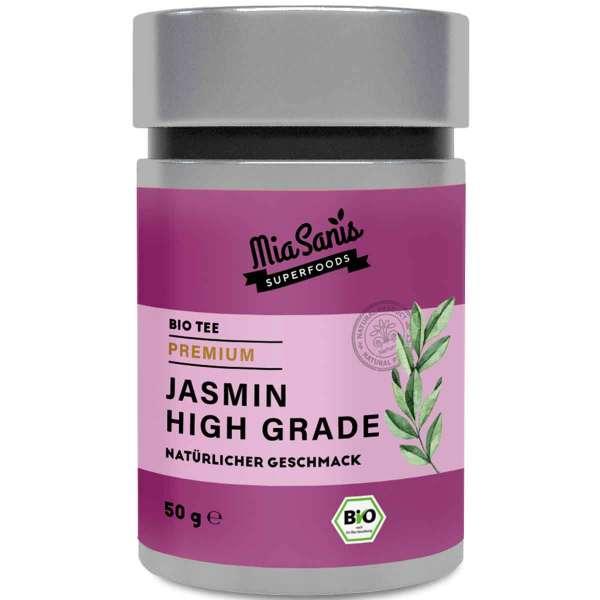 Jasmin High Grade Tee BIO