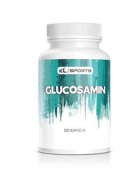 Glucosamin Kapseln 120 Stück