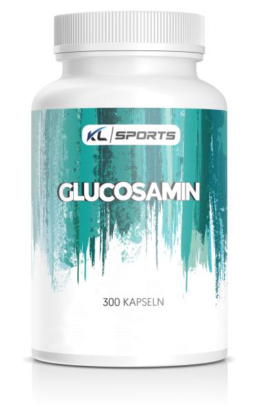 Glucosamin Kapseln 300 Stück