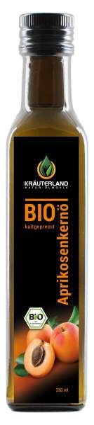 Bio Aprikosenkernöl 250ml