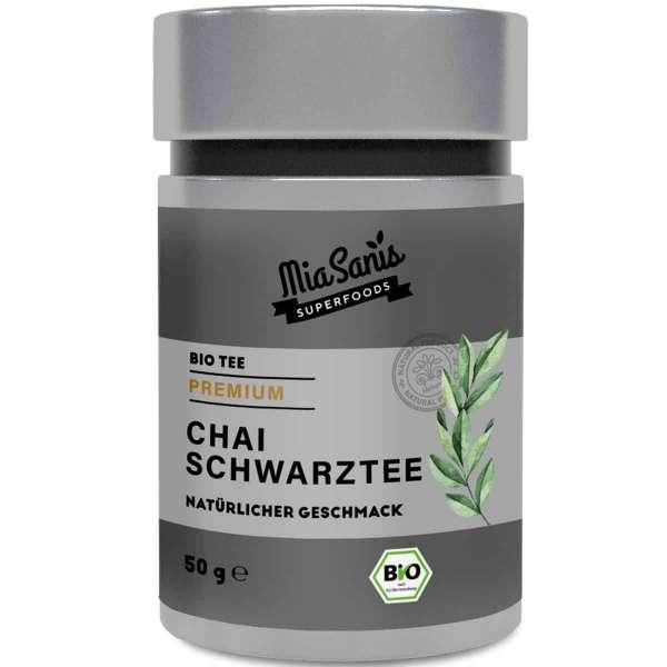 Chai Schwarztee BIO