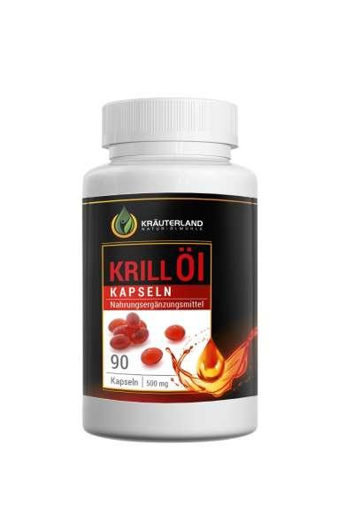 Krillöl-Kapseln 90 Stück