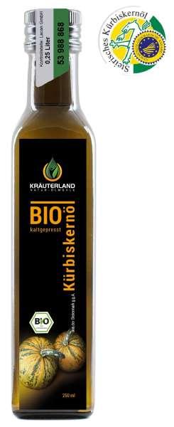 Bio Kürbiskernöl 250ml